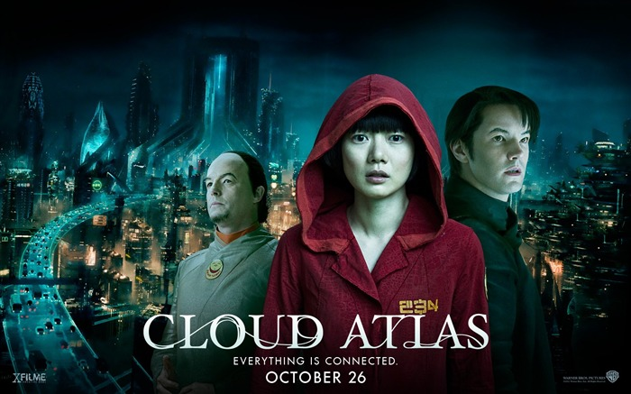 Cloud Atlas Movie HD Desktop Wallpapers Views:13150