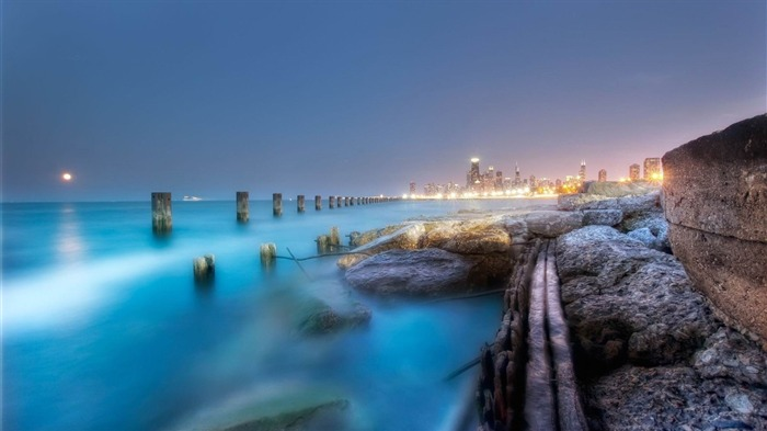 Coastline-2012 landscape Selected Wallpaper Views:3754