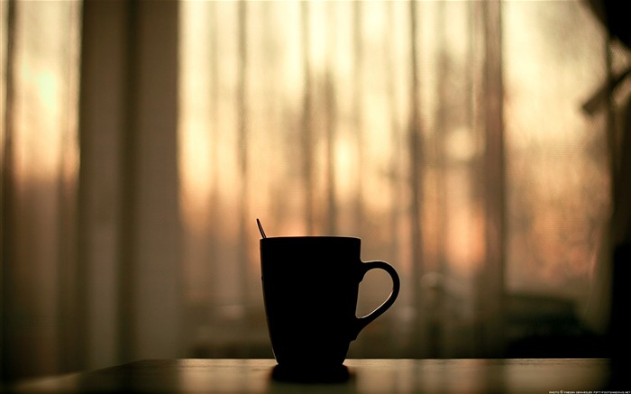 Coffee cup-Life photography Wallpapers Views:10034