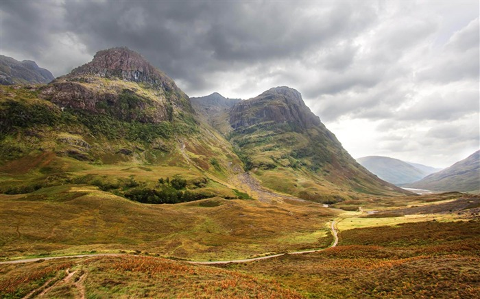 Glencoe Valley United States-2012 landscape Selected Wallpaper Views:9477
