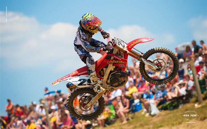 2012 AMA motocross contest Wallpapers Third series Views:8052