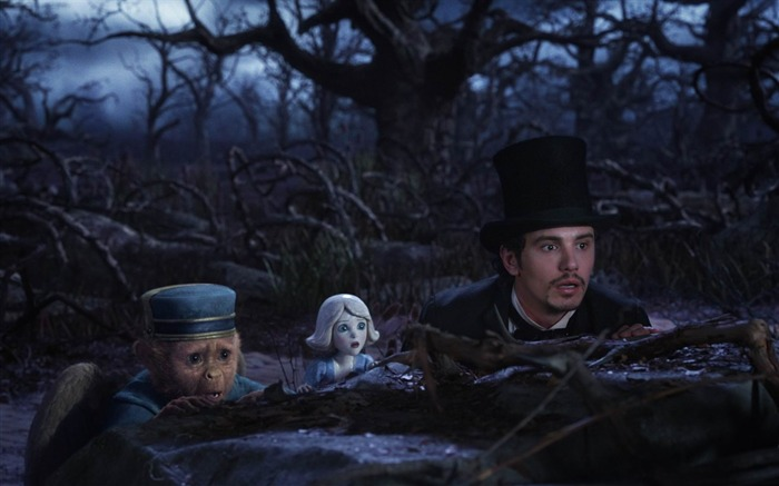 Oz The Great and Powerful Movie HD Desktop Wallpaper 03 Views:5410