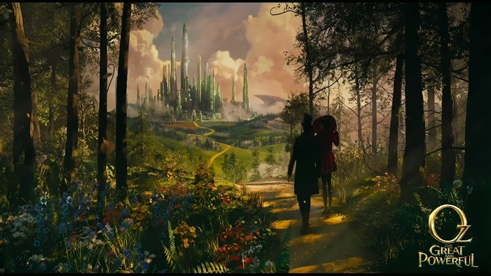 Oz The Great and Powerful Movie HD Desktop Wallpaper 22 Views:1779