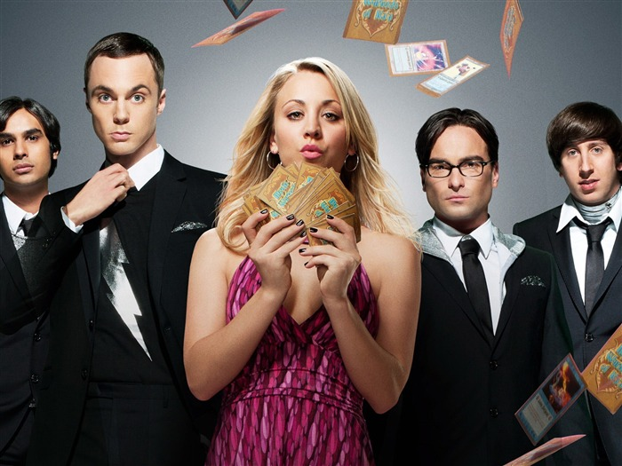 The Big Bang Theory TV series HD Wallpapers Views:12323