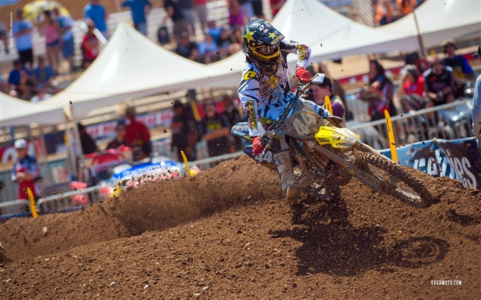 The Hangtown station-rider Jason Anderson wallpaper Views:3268