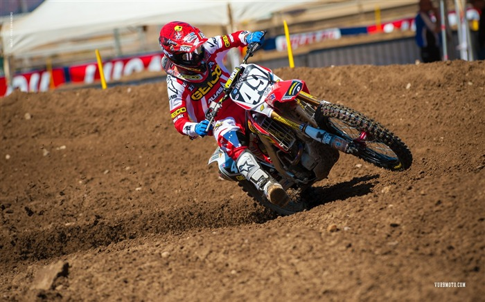 2012 AMA motocross contest Wallpapers Second series Views:10947