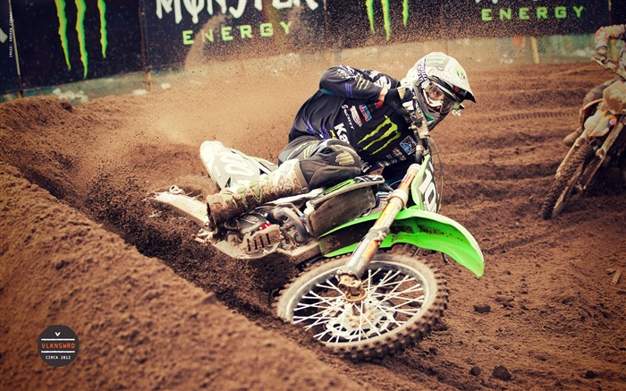 2012 AMA motocross contest Wallpapers Views:7719