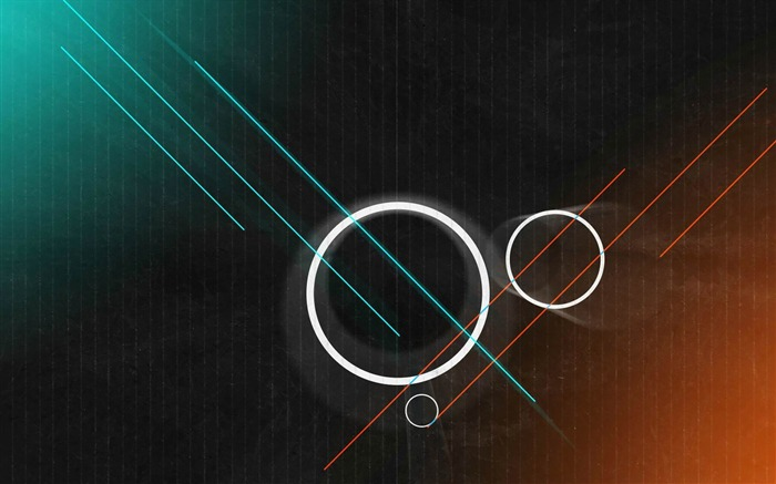 circles and lines-2012 abstract design Selected Wallpaper Views:4184