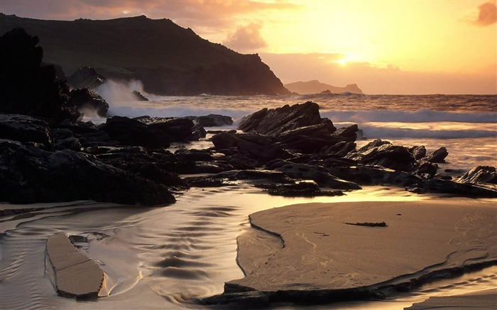 clogherhead beach-nature scenery wallpapers Views:3670