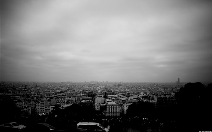 eye view of Paris-Life photography Wallpapers Views:6064