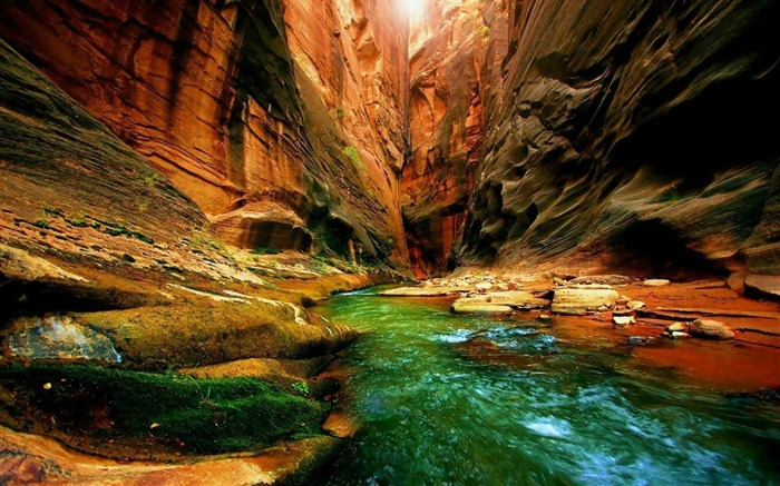 grand canyon-nature scenery wallpapers Views:18106