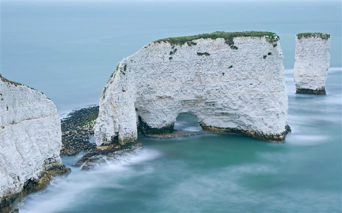 old harry rocks-nature scenery wallpapers Views:3938