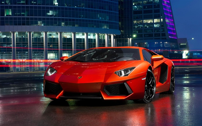 2012 Lamborghini Aventador LP700-4 Auto HD Wallpapers Views:16390