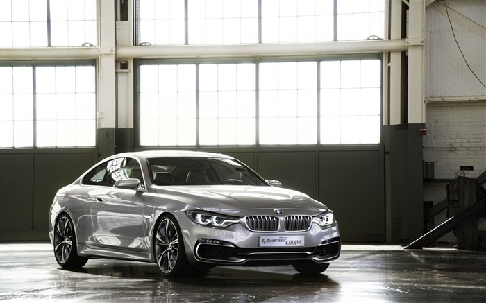 2013 BMW 4 Series Coupe Concept Auto HD Wallpaper 02 Views:7052
