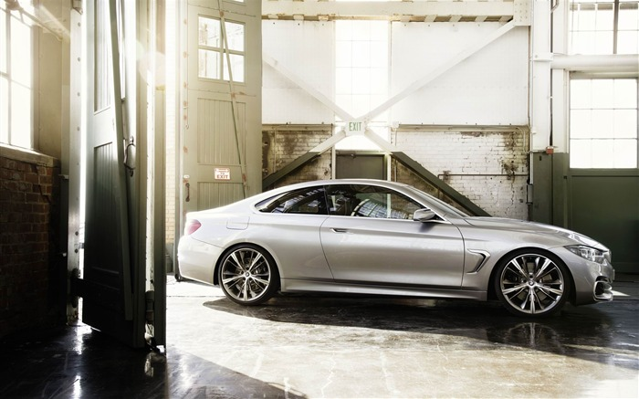 2013 BMW 4 Series Coupe Concept Auto HD Wallpaper 03 Views:4200