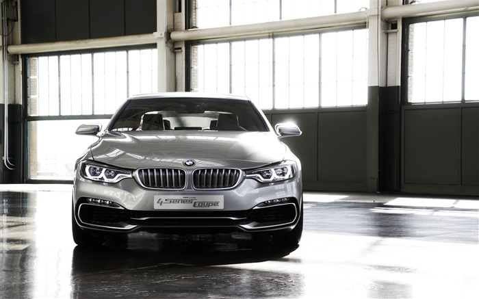 2013 BMW 4 Series Coupe Concept Auto HD Wallpaper 04 Views:5959