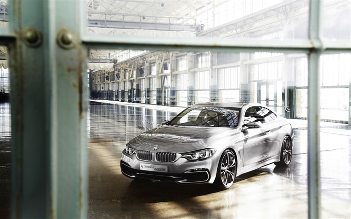 2013 BMW 4 Series Coupe Concept Auto HD Wallpaper 05 Views:5570