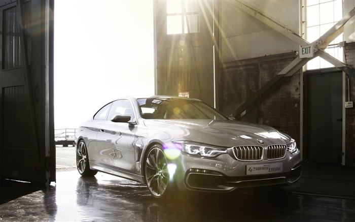 2013 BMW 4 Series Coupe Concept Auto HD Wallpaper 06 Views:5877