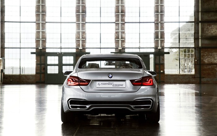 2013 BMW 4 Series Coupe Concept Auto HD Wallpaper 08 Views:4553