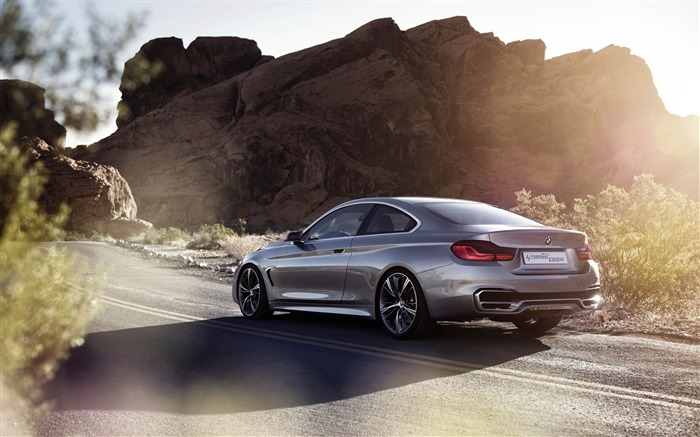 2013 BMW 4 Series Coupe Concept Auto HD Wallpaper 11 Views:5032