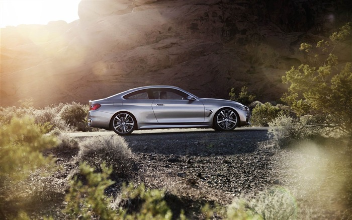 2013 BMW 4 Series Coupe Concept Auto HD Wallpaper 12 Views:4514