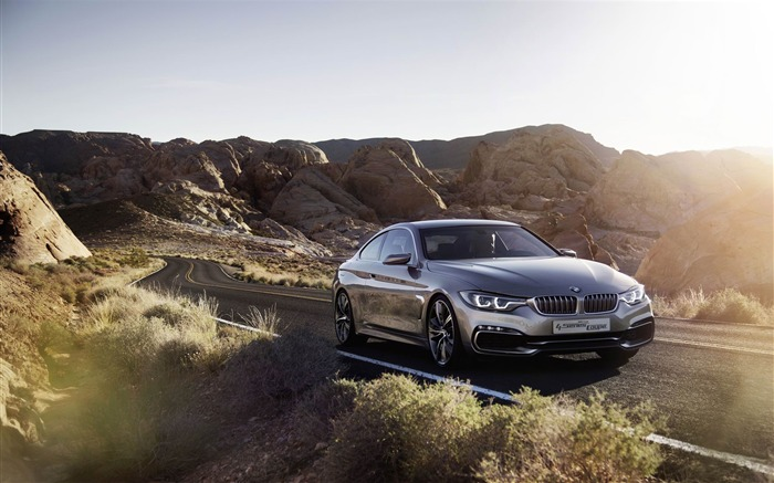 2013 BMW 4 Series Coupe Concept Auto HD Wallpaper 15 Views:5759