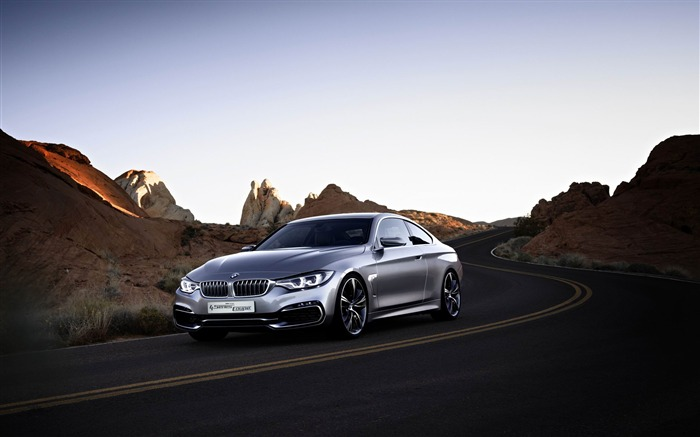 2013 BMW 4 Series Coupe Concept Auto HD Wallpaper 16 Views:6488