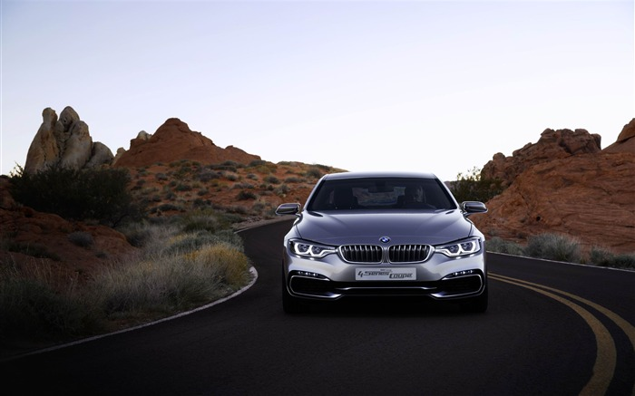 2013 BMW 4 Series Coupe Concept Auto HD Wallpaper 17 Views:5274