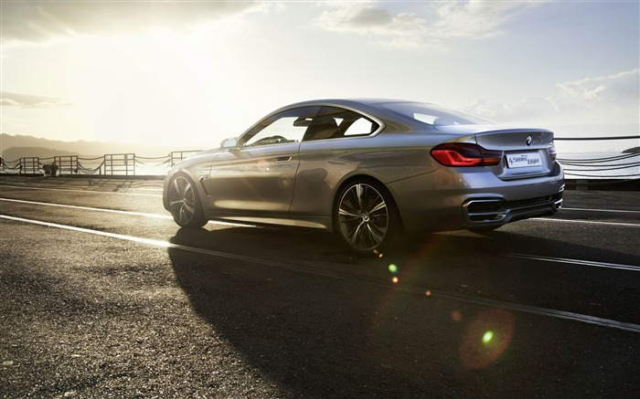 2013 BMW 4 Series Coupe Concept Auto HD Wallpaper 18 Views:5503