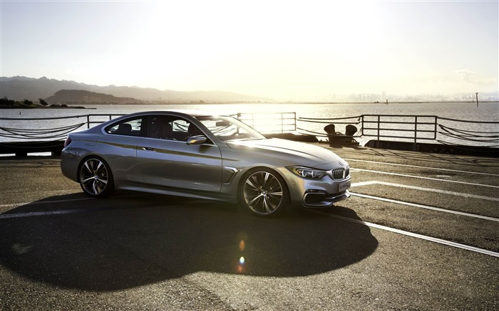 2013 BMW 4 Series Coupe Concept Auto HD Wallpaper 20 Views:2917
