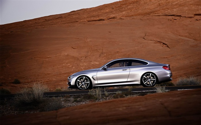 2013 BMW 4 Series Coupe Concept Auto HD Wallpaper 21 Views:2507