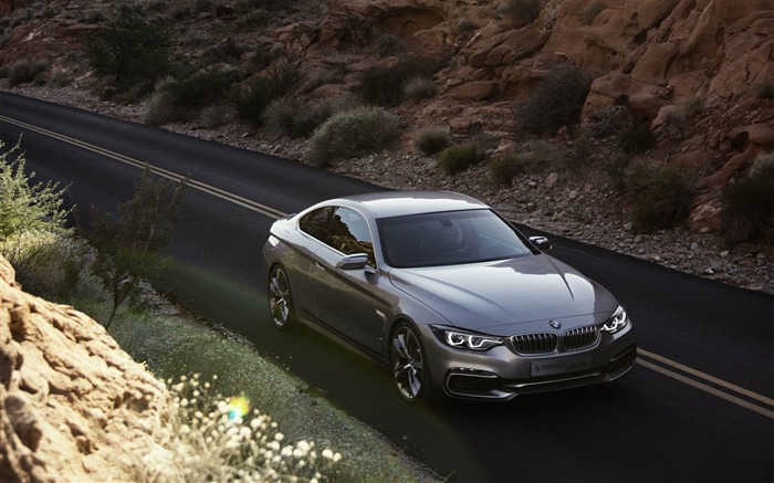 2013 BMW 4 Series Coupe Concept Auto HD Wallpaper 22 Views:3779