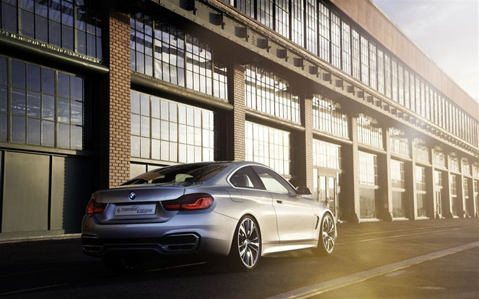 2013 BMW 4 Series Coupe Concept Auto HD Wallpaper 23 Views:2778