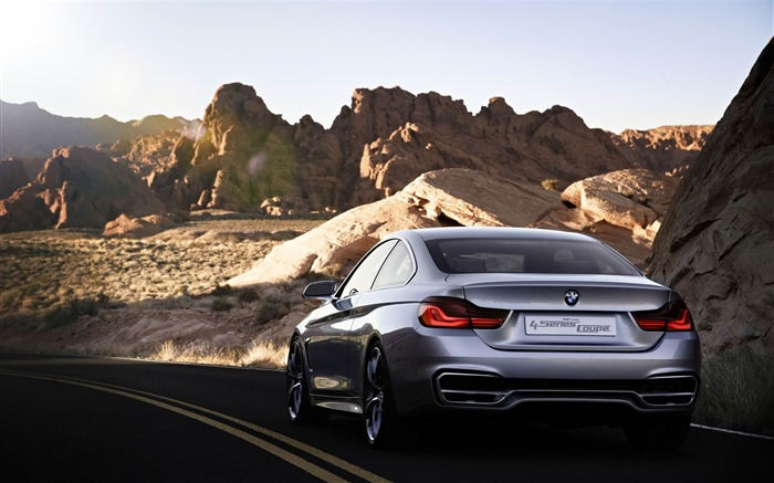 2013 BMW 4 Series Coupe Concept Auto HD Wallpaper 24 Views:2836