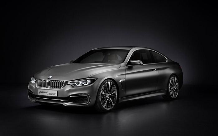 2013 BMW 4 Series Coupe Concept Auto HD Wallpaper 26 Views:4033