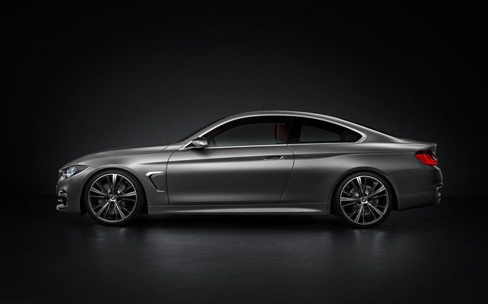 2013 BMW 4 Series Coupe Concept Auto HD Wallpaper 27 Views:3617