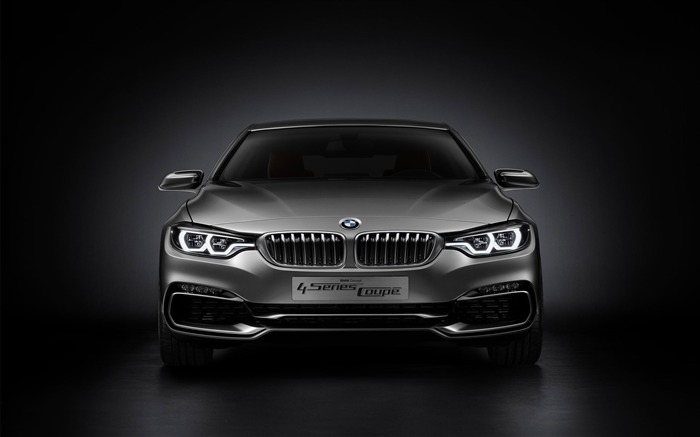 2013 BMW 4 Series Coupe Concept Auto HD Wallpaper 28 Views:3972