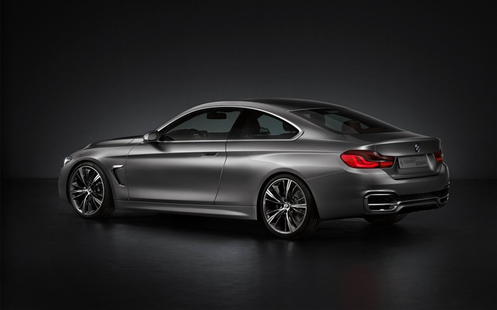 2013 BMW 4 Series Coupe Concept Auto HD Wallpaper 29 Views:3312