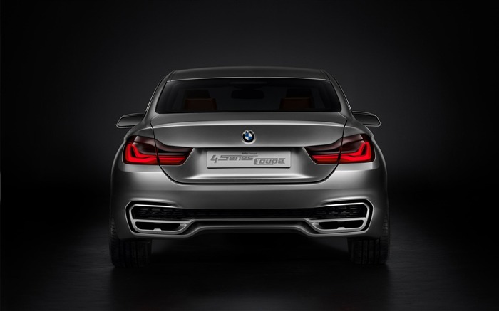 2013 BMW 4 Series Coupe Concept Auto HD Wallpaper 30 Views:2572