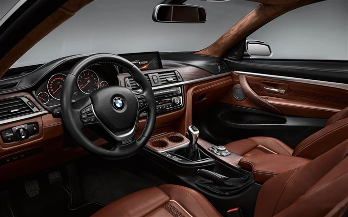2013 BMW 4 Series Coupe Concept Auto HD Wallpaper 31 Views:2782