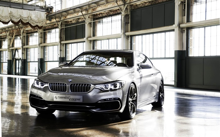 2013 BMW 4 Series Coupe Concept Auto HD Wallpapers Views:10010