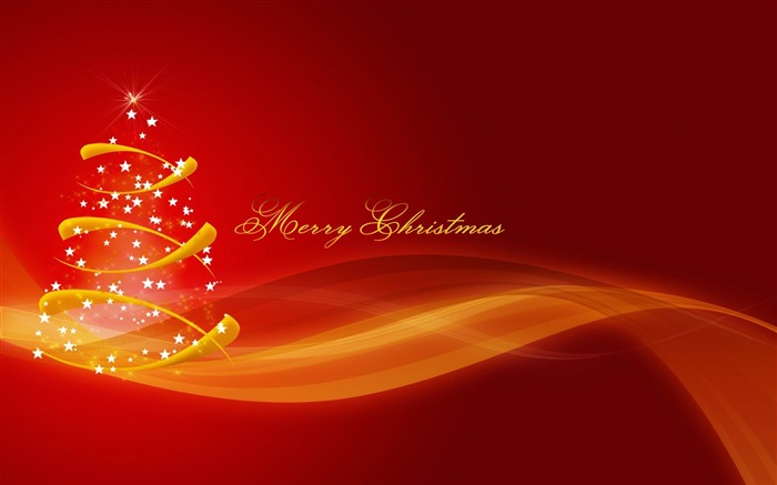 2013 Happy Christmas theme Desktop Wallpapers Views:14410