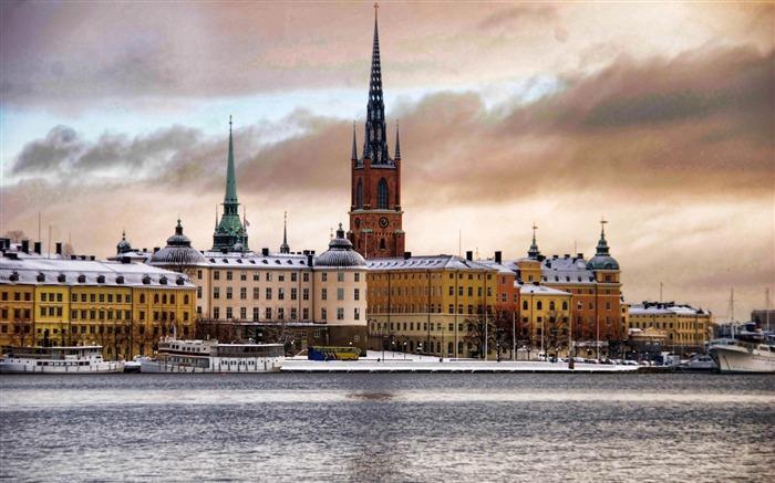 Stockholm Live Camera