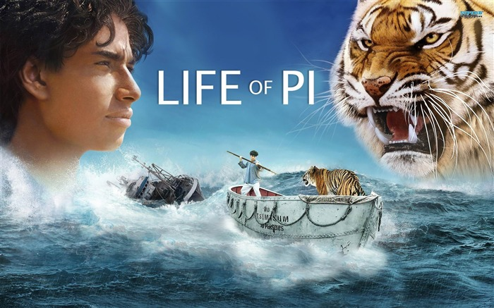 LIFE OF PI 3D Movie HD Desktop Wallpapers Views:18401