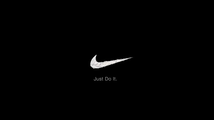 Nike logo - the global brand advertising wallpaper 04 Views:12278