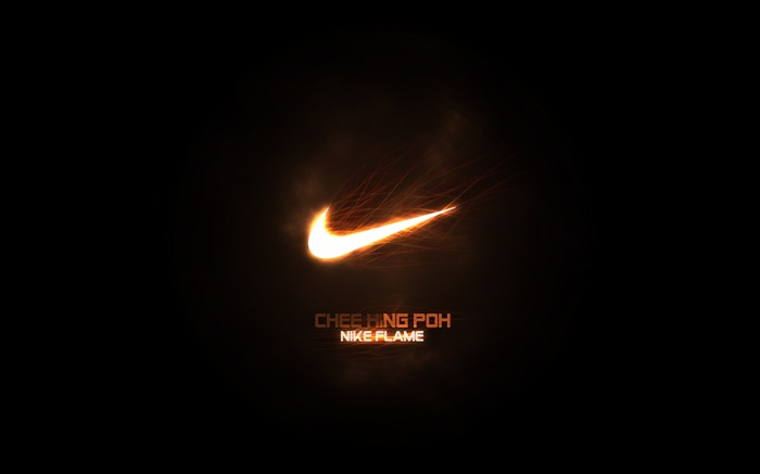Nike logo - the global brand advertising wallpaper 11 Views:8093