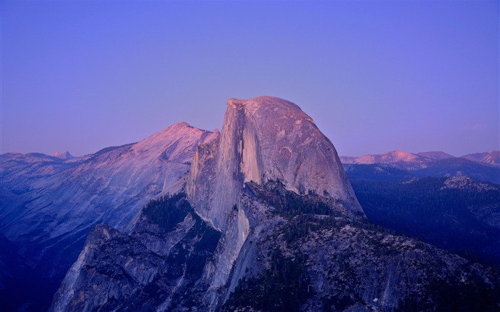 Yosemite National Park California-Natural landscape Photography Wallpaper Views:5917