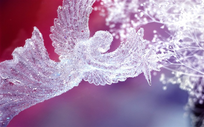 crystal angel-2013 Merry Christmas wallpaper Views:6650