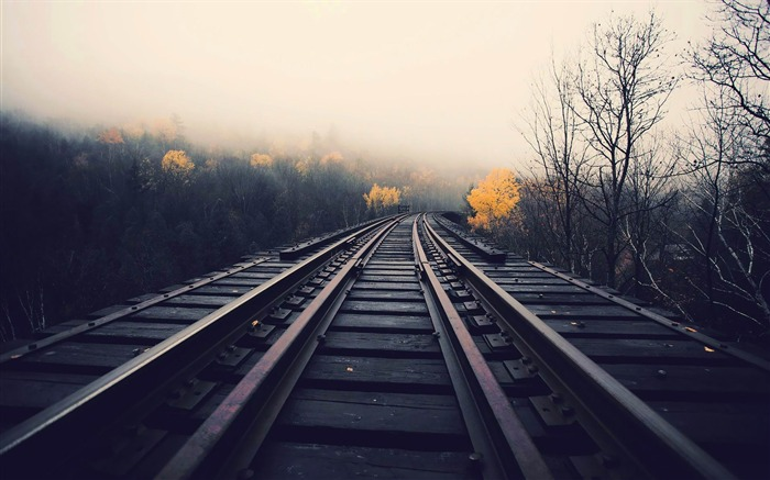 railway-Landscape with beat wallpaper Views:10024 Date:12/2/2012 10:59:59 AM