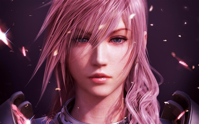 Final Fantasy Series game HD widescreen wallpaper Views:12778